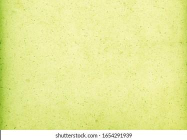 Green paper texture background - High resolution