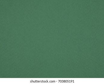Green paper texture. Medium grain. Colored textured cardboard