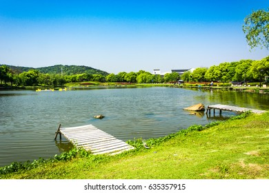 Green park - Shutterstock ID 635357915