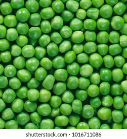 green peas background or texture