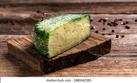 Green pesto cheese close up. Pesto Rosso. catering, banner, menu, recipe place for text,