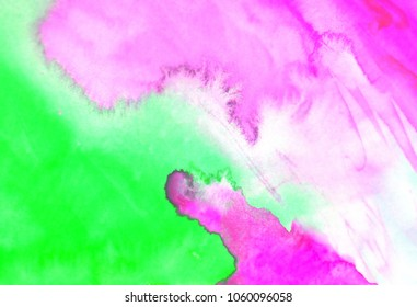 Green and pink abstract, Colorful abstract creative background