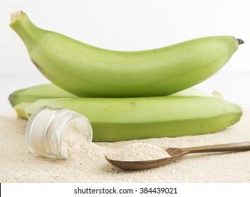 Green plantain flour - Superfood