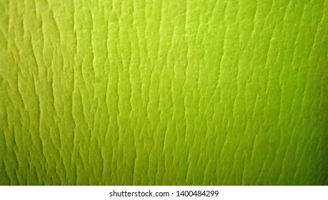 green rugged background and modern art