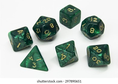 Dungeons and Dragons Dice Images, Stock Photos & Vectors