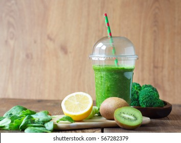 Green smoothie to go