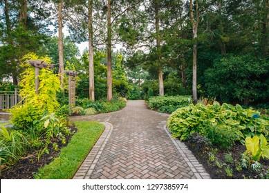 Green Springs Gardens, in Alexandria, Virginia