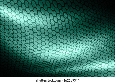 green steel texture light motion