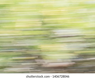 Green Streaked and Textured Background