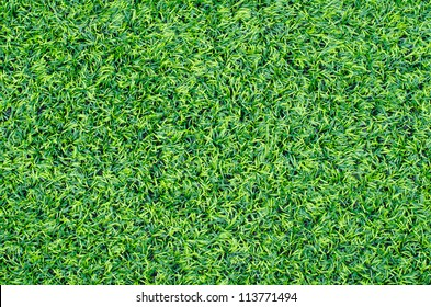 green synthetic grass sports field backgroubd