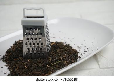 green tea herb leaf