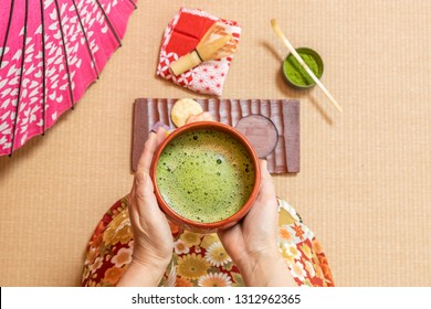 green tea made in Japan