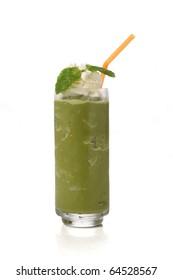 Green tea Smoothy