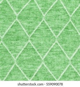 green textile texture as background for design-works