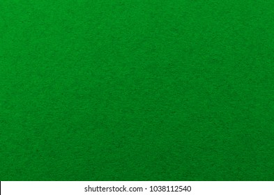 Green texture. Felt background for poker and casino table .