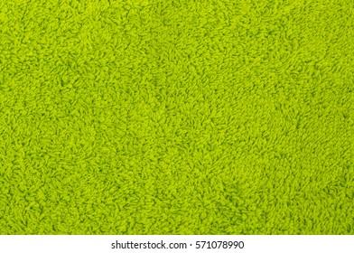 Green towel background / Green towel background / Nadale