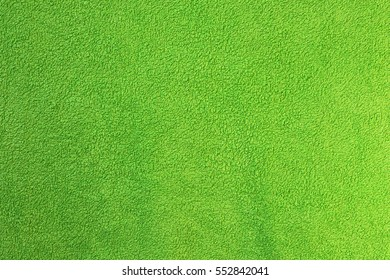 green towel textural surface, real texture for your design