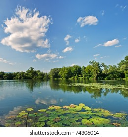 Idyllic Summer Day On Lake Wingra But >> Green Lake Images Stock Photos Vectors Shutterstock