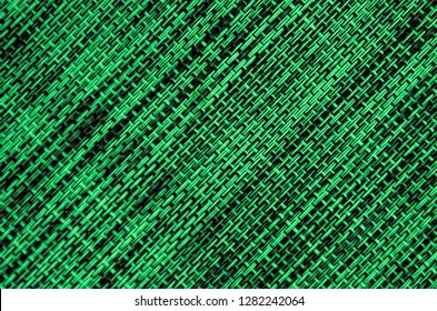 Green tweed texture, green wool pattern, textured salt and pepper style green melange fabric upholstery background