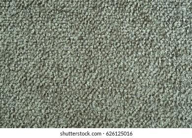 Green velour texture background