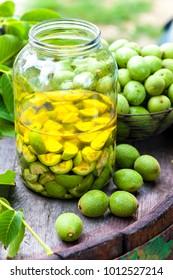 green walnut liqueur