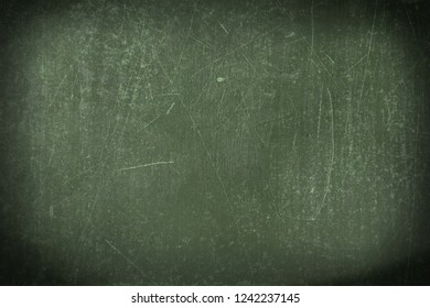 green weathered old vintage chalkboard texture
