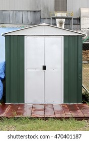 Storage Shed Images, Stock Photos & Vectors | Shutterstock