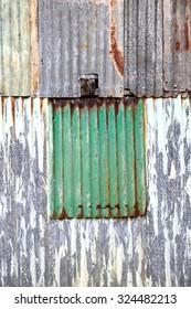 Green window-Vanuatu