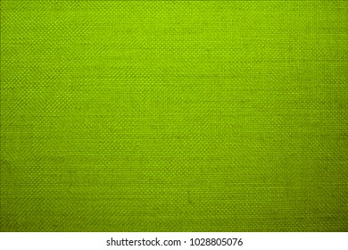 Green yellow texture for creativity. Bright design background. Space for filling. Empty plane. Elegant plane with a reflex. Raster image.