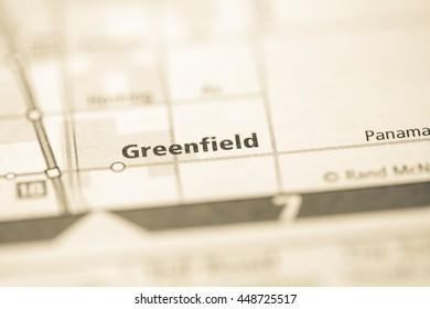 Greenfield. California. USA