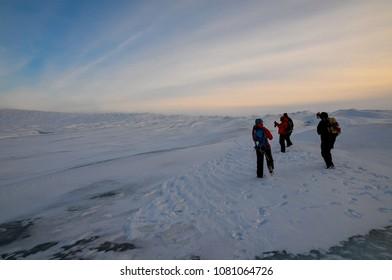 Greenland Kangerlussuaq Point 660 glacier