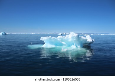 Greenland in the summer with  Iceberg