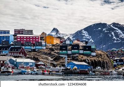 Greenland travel adventure