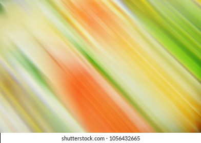 Green-orange blurred abstract background texture illustration banner template brochure with place for text