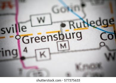 Greensburg. Missouri. USA