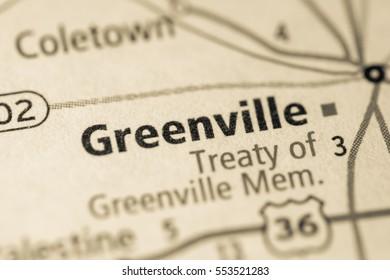 Greenville. Ohio. USA
