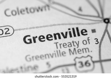 Greenville. Ohio. USA