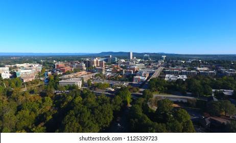 Greenville SC Skyline