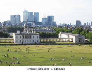 Greenwich Park and Buildings.