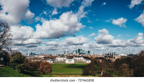 greenwich, greenwich park, london, UK, greenwich village, village, clouds, park, greenwich university, university, cloudy sky,