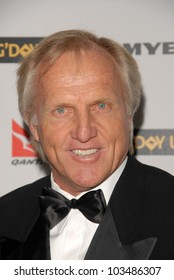 Greg Norman at the G'Day USA Australia Week 2010 Black Tie Gala, Kodak Theater, Hollywood, CA. 01-16-10