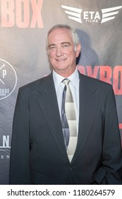 """Greg Violand attends  Skyline Entertainment's  """"The ToyBox"""" Los Angeles  Premiere at Laemmle's NoHo 7, North Hollywood, California on September 14th, 2018"""