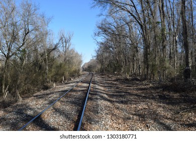 Grenada Railway in Mississippi