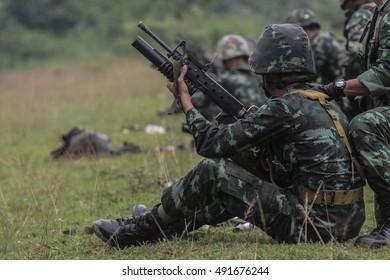 Grenade infantry