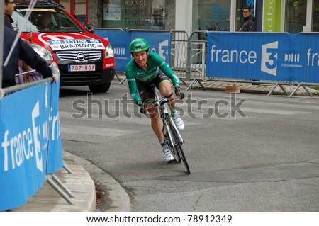 GRENOBLE FRANCE JUN 8 Professional Racing Stock Photo Edit Now