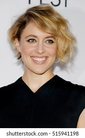 Greta Gerwig at the AFI FEST 2016 Centerpiece Gala Screening of 'Jackie' held at the TCL Chinese Theatre in Hollywood, USA on November 14, 2016.