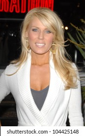 Gretchen Rossi  at the Naven And Boulee Fashion Event. Live! on Sunset, West Hollywood, CA. 06-30-09