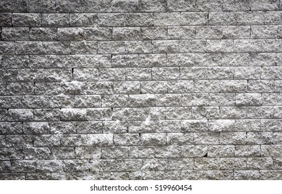 Grey Rock Stone Decor Tile Wall Stock Photo Edit Now