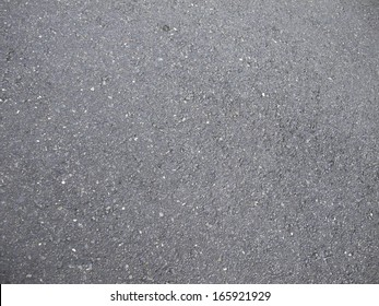 Grey asphalt background of an street in Berlin