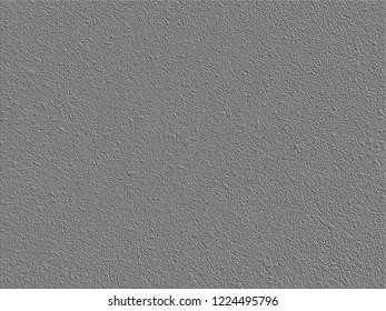 Grey Background, Imprint, Stucco